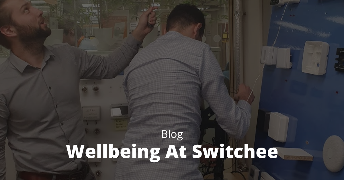 Wellbeing at Switchee