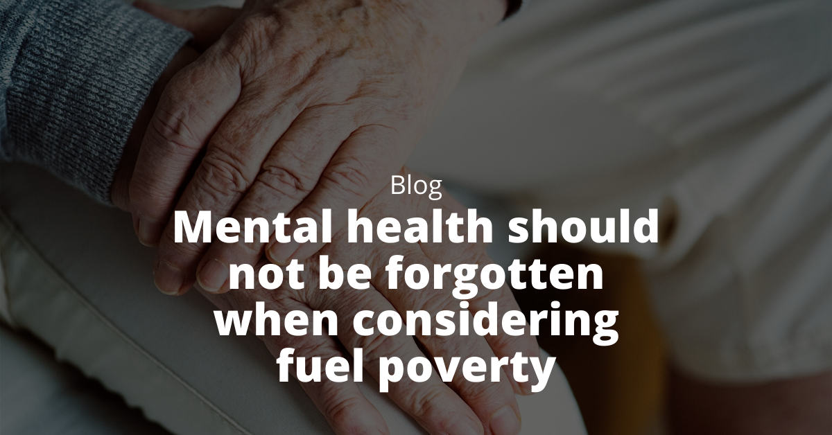 fuel poverty damages mental health