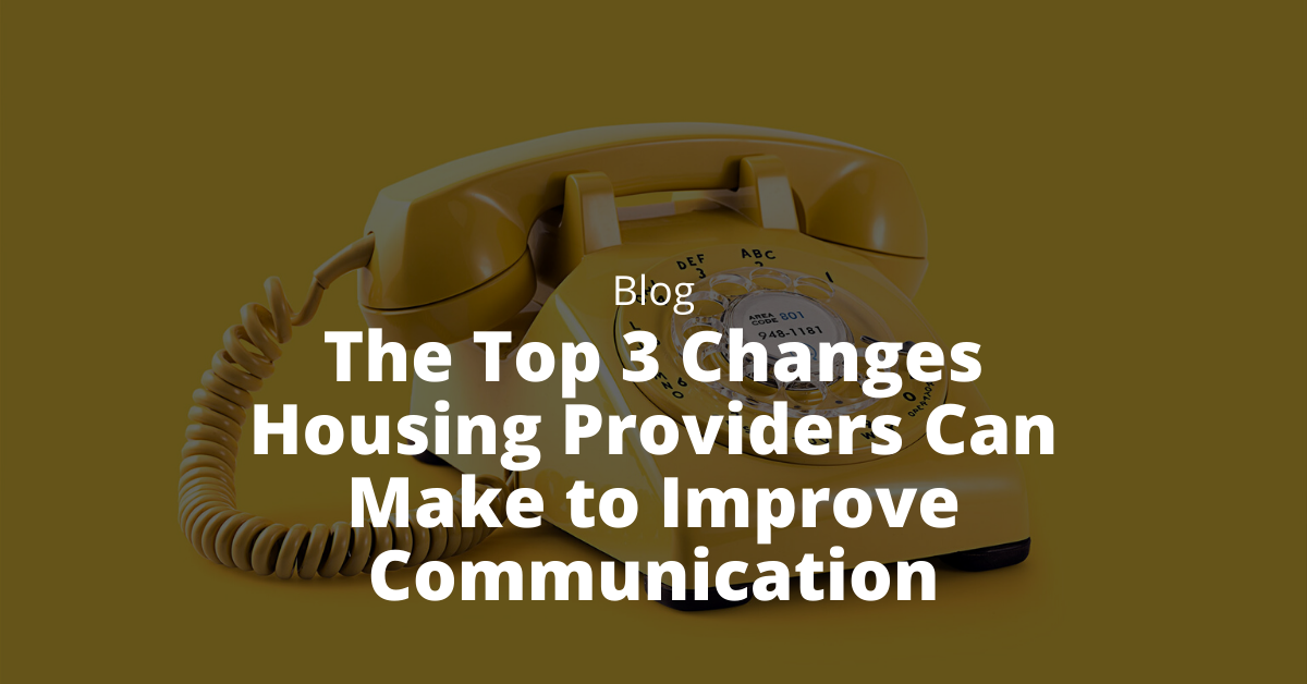 improving resident communication