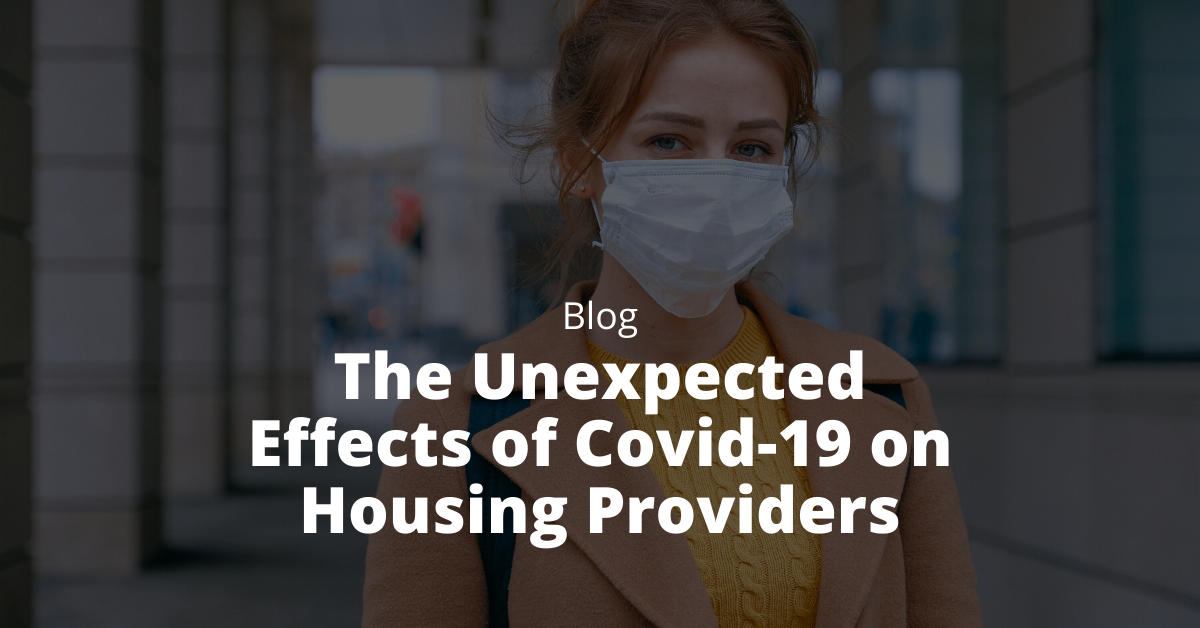 covid effects on housing providers