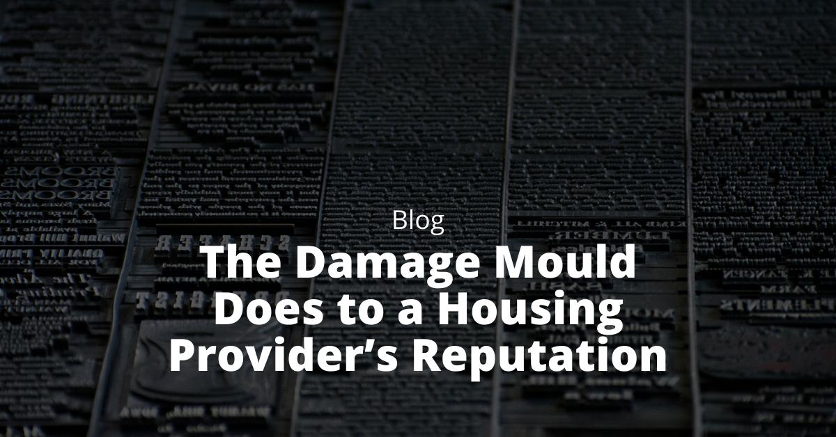 mould damaging reputations